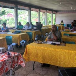 LTA leads consultations with families communities Lelata Bridge