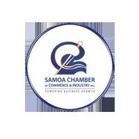 Samoa Chamber of Commerce logo