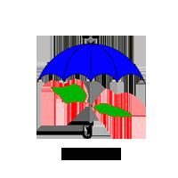 Samoa Umbrella for Non-Government Organization logo