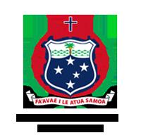 Government of Samoa Logo - Useful Links page